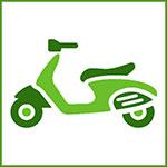 Elektromos robogok, mopedek